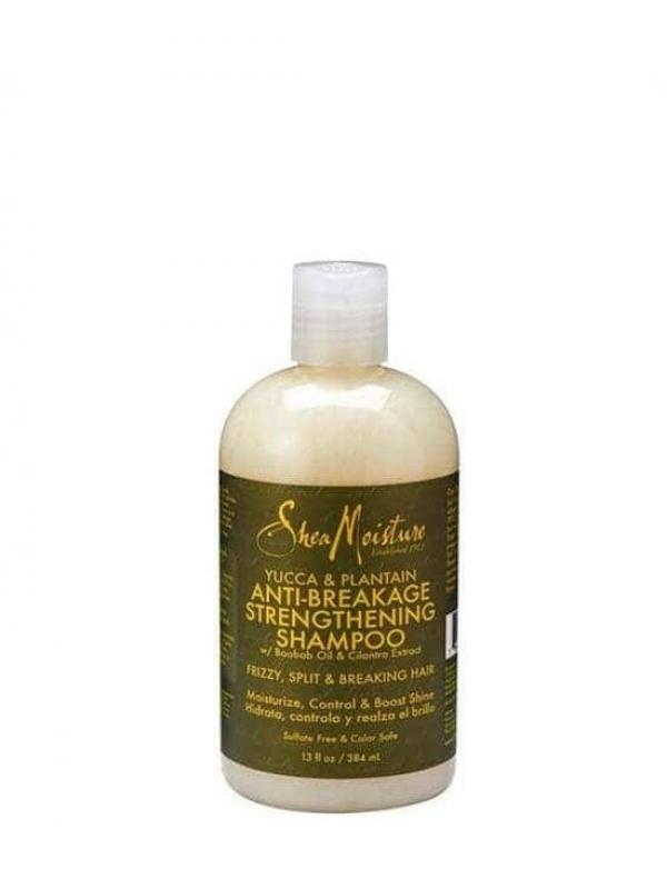Yucca & Plantain Anti-breakage Strengthening Shampoo 384ml Shea Moisture