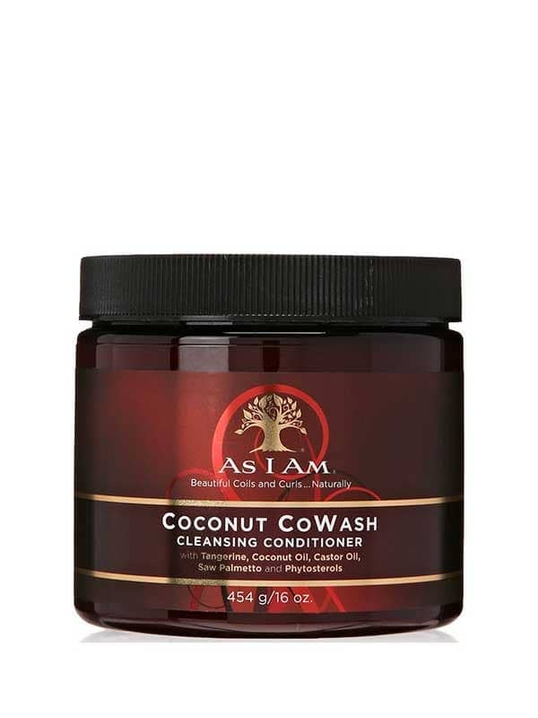 As I Am Après-Shampooing Coconut Co-Wash 454 g
