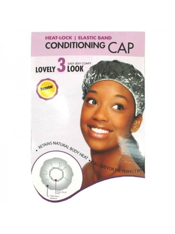 Bonnet Chauffant Pour Masque Et Soin Conditioner Cap Magic Collection