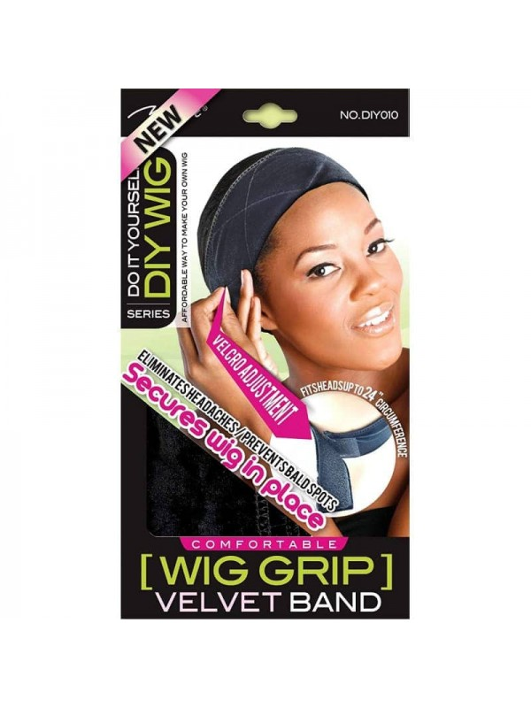 Comfortable Wig Grip Velvet Band Magic Collection