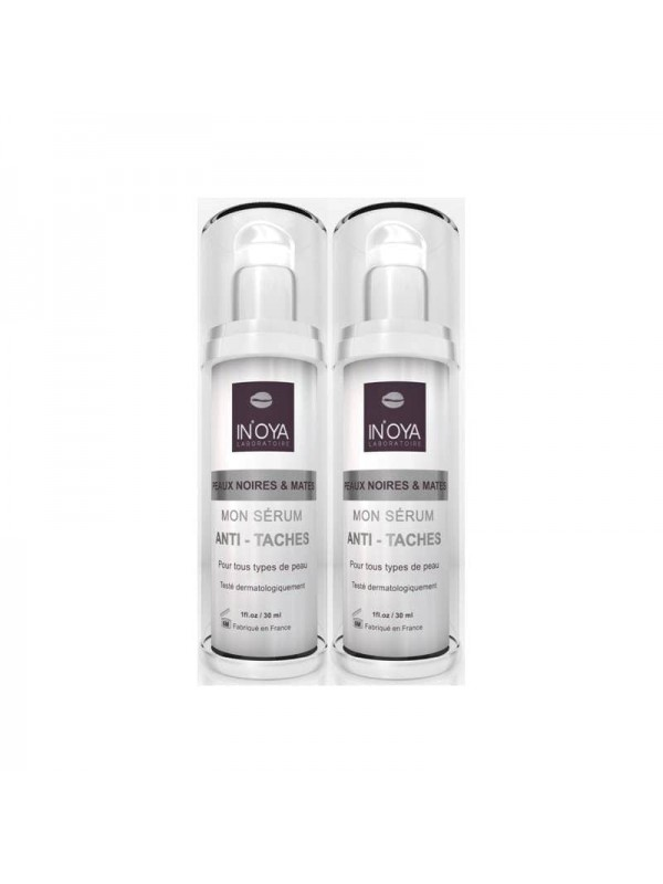 Lot De 2 Serums Anti-tache Mel'oya 2*30ml in'oya