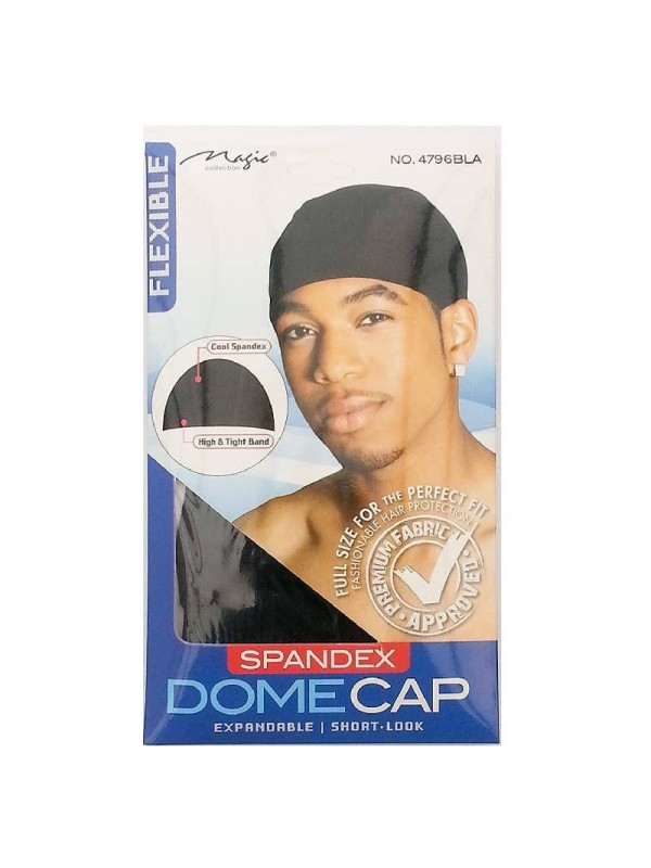 Spandex Dome Cap 4796 Bonnet Extensible, Court, So...