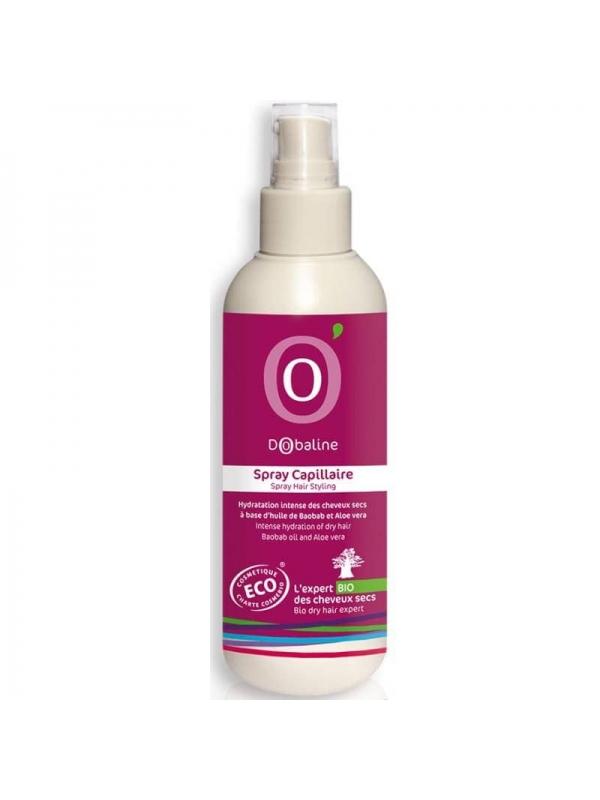 Spray Capillaire Coiffant Bio 200ml Doobaline