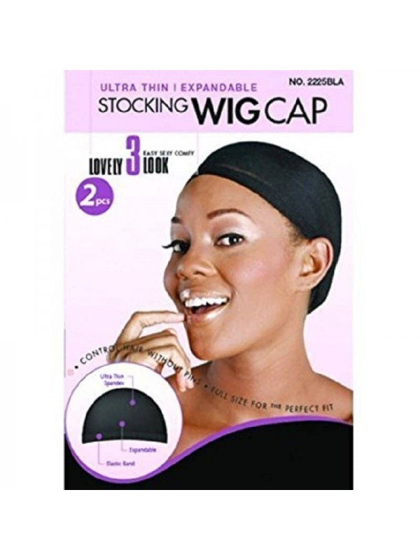 Lot De 6 Stocking Wig Cap Spandex (2225 ) Magic Co...