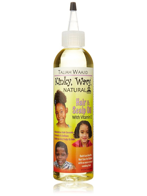 taliah waajid kinky wavy natural hair