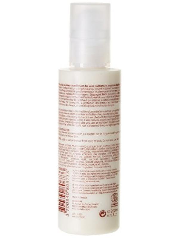 Doobaline - Creme Leave in Bio - Cheveux Secs a tres sec, frises ou crepus - 200 ml