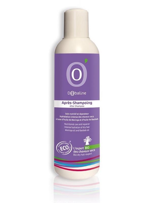 Doobaline - Apres Shampoing Bio - Cheveux Secs a t...