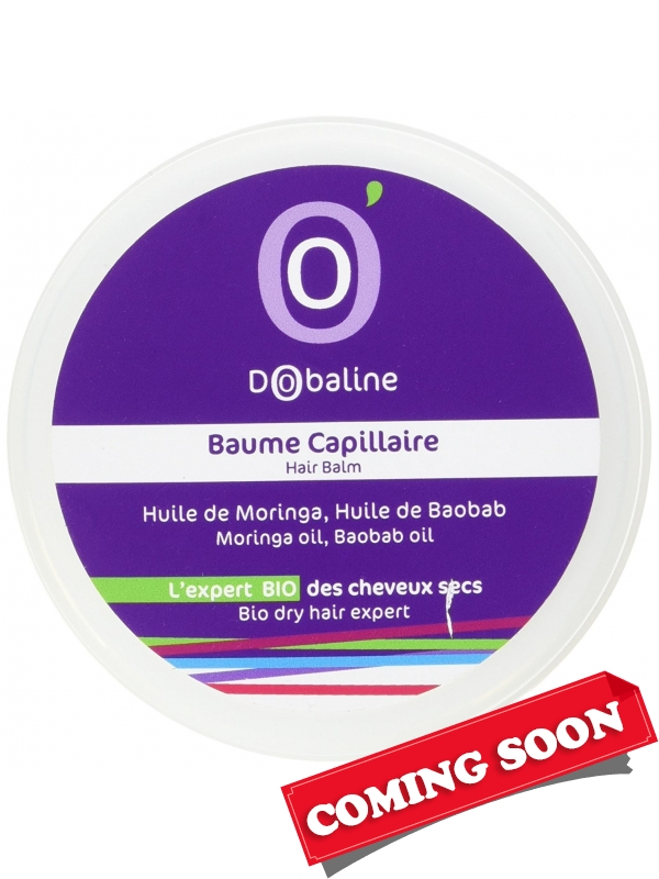 Doobaline - Baume Capillaire Bio - Cheveux Secs a ...