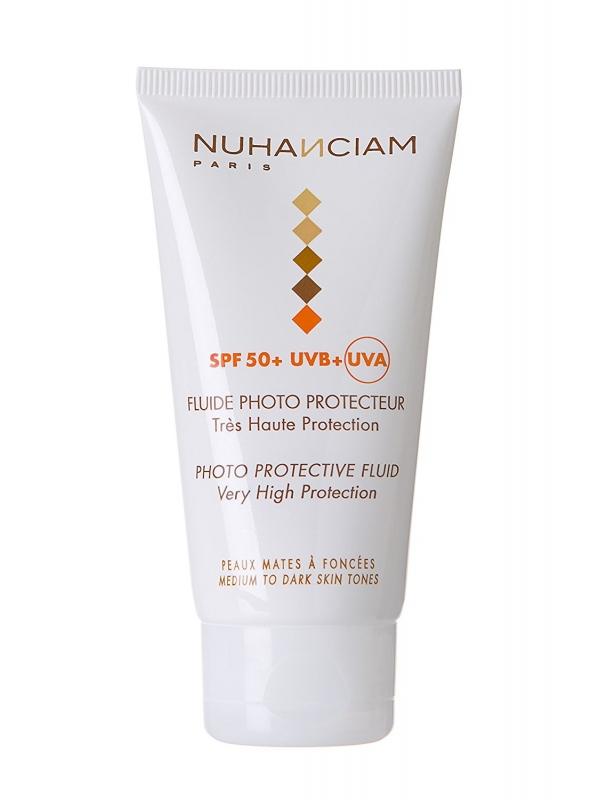 Nuhanciam Fluide Photo Protecteur