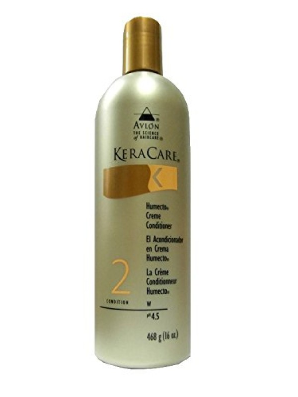 Keracare – 2 – Humecto Crème après-shampooing